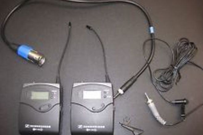 Sennheiser Wireless Mic/Reciever