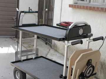 Rent: Magliner Camera Cart with Accessories