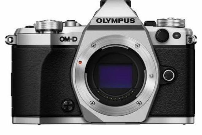Olympus OMD E-M5 MKII Kit W/Lenses & Converter