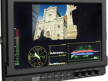 Rent: Elvid OCM-10-PSM FieldVision 10.1 Pro IPS LCD Monitor