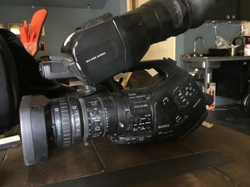 Rent: Sony EX3