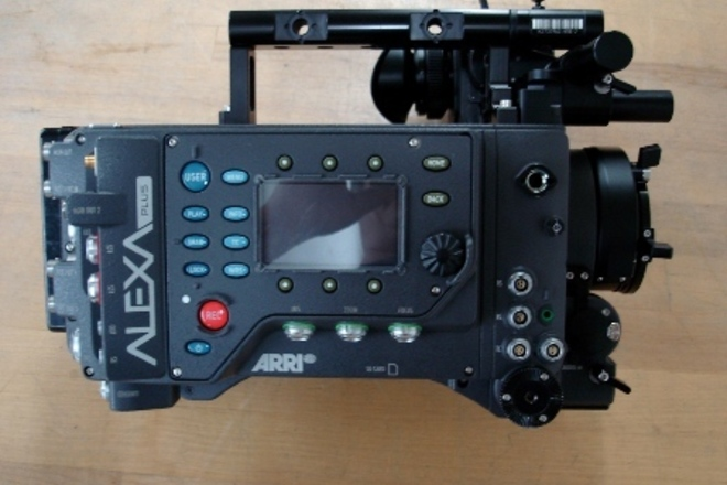 Arri Alexa Plus, High speed License Indie Package