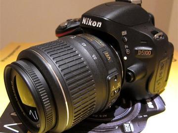 Rent: Nikon D5100 DSLR Camera
