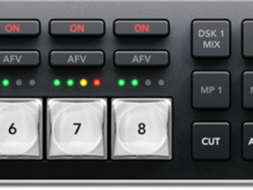 Rent: Blackmagic ATEM Television Studio HD