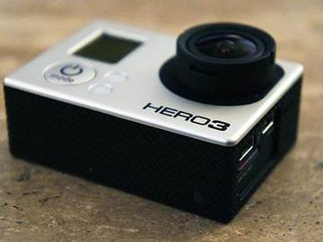 Rent: GoPro Hero 3 Cameras +Accesseories