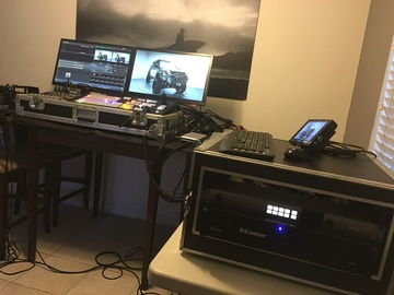 Rent: Tricaster 455/BlackMagic ATEM Fiber Studio (RENT or BUY)
