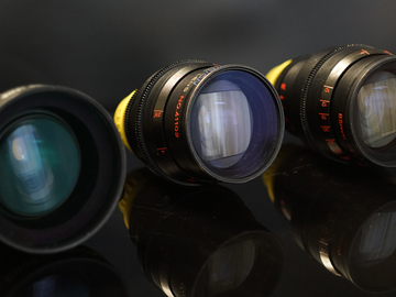 Rent: CINEOVISION ANAMORPHIC LENSES 35MM, 50MM, 85MM