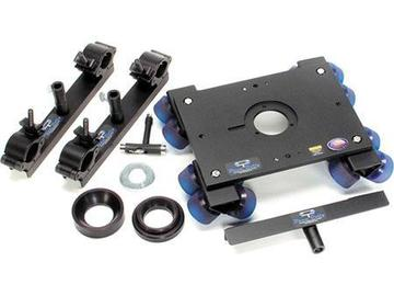Rent: Dana Dolly Kit with 3ft / 6ft Track & Matthews Slider Stands