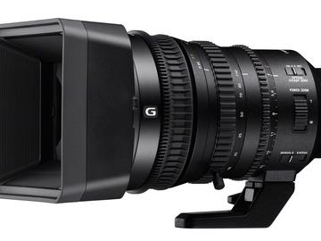 Rent: Sony E PZ 18-110mm f/4 G OSS Lens