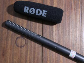 Rent: Rode NTG2 Shotgun Mic