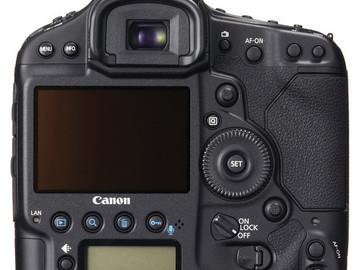 Rent: Canon 1D-C