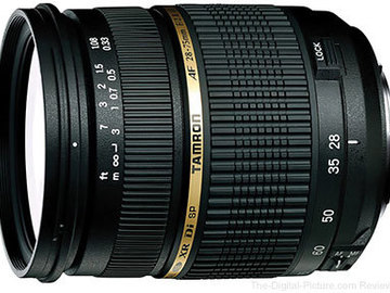 Rent: Tamron 28-75mm f/2.8 for Canon EF and EF-S