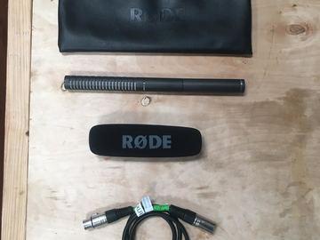 Rent: Rode NTG-2 Kit