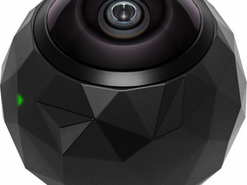 Rent: 360fly - Panoramic 360° HD Video Camera - Black