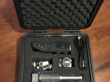 Rent: Zoom H6 Recorder W/3 Interchangeable microphones