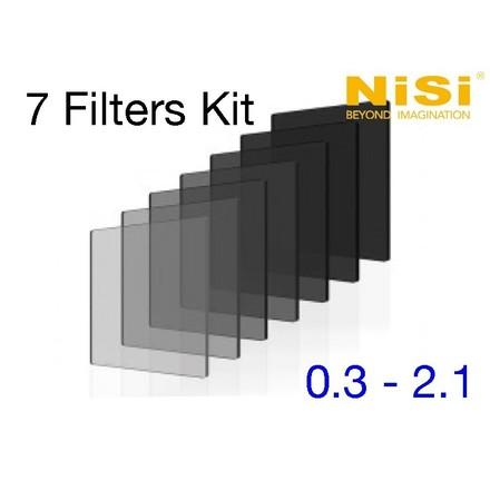 4x5.65 NiSi Nano IRND Set + Pola/Clear/Grad