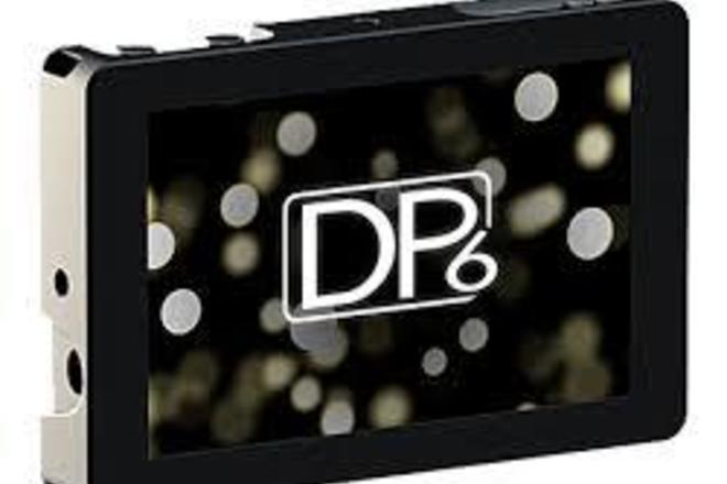 SmallHD DP6 with SDI