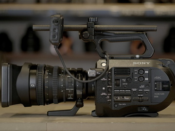 Rent: Sony PXW FS7K
