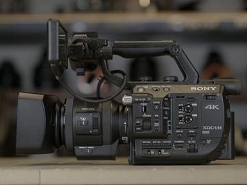 Rent: Sony PXW FS5K