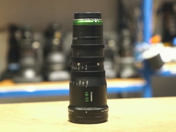 Rent: Fujinon MK18-55mm T2.9