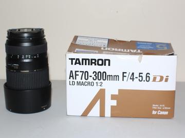 Rent: Telephoto Zoom Lens (70-300mm)