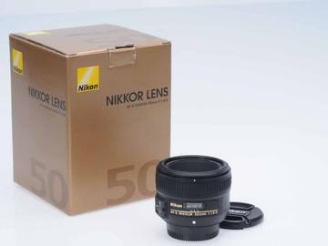 Rent: Nikon Nikkor AF-S 50mm f1.8 G SWM ASPH Lens 50/1.8 AFS #365