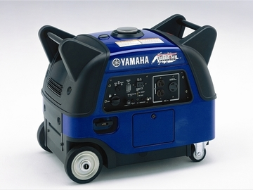 Rent: Yamaha 3000 inverter Generator