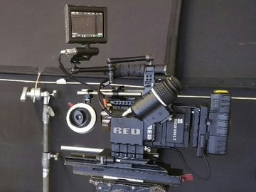 Rent: Red Epic MX