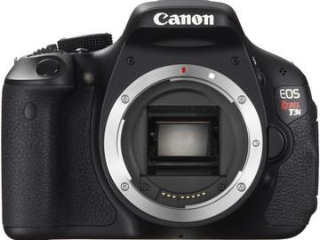 Rent: Canon T3i