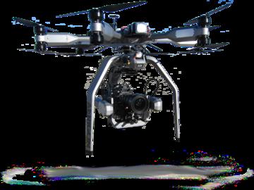 Rent: AERIGON Gimbal + DOMINION Gimbal/Camera Controller