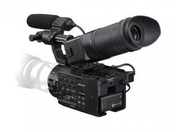 Rent:  Sony NEX-FS700R