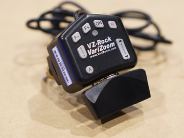 Rent: VariZoom VZRock Variable-Rocker for LANC Camcorder