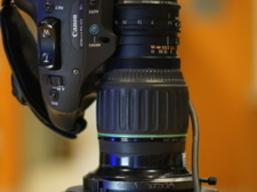 Rent: Canon KH10ex3.6 IRSE A 10x Wide Angle Lens