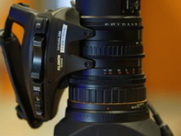 Rent: Fujinon XA16x8A-XB8
