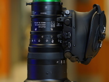 Rent: Fujinon T.3.5/20-120mm 4K