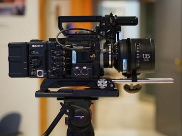 Rent: Sony PMW‑F55 with Cine Alta Kit