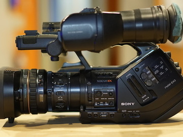 Rent: Sony PMW-EX3