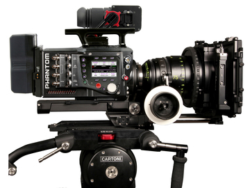 Rent: Phantom Flex 4K