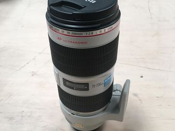 Rent: Canon EF 70-200mm f/2.8L IS II-EF Mount L-Series Lens