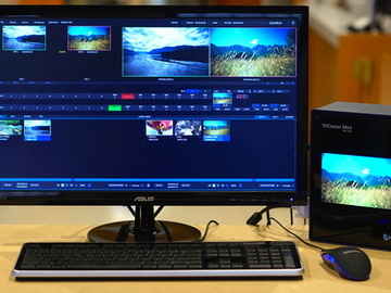 Rent: TriCaster Mini Live Production System