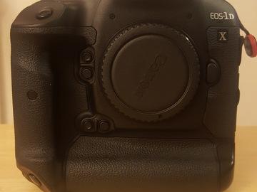 Rent: Canon 1Dx