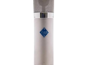Rent: Flea 47 Next - Tube Condenser Microphone