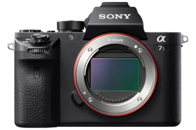 Sony A7S II with 3 Batteries and 2X64G SDcard