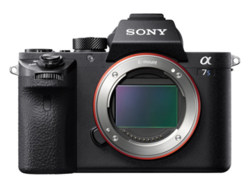 Rent: Sony A7S II with 3 Batteries and 2X64G SDcard