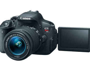 Rent: Canon Rebel T5i
