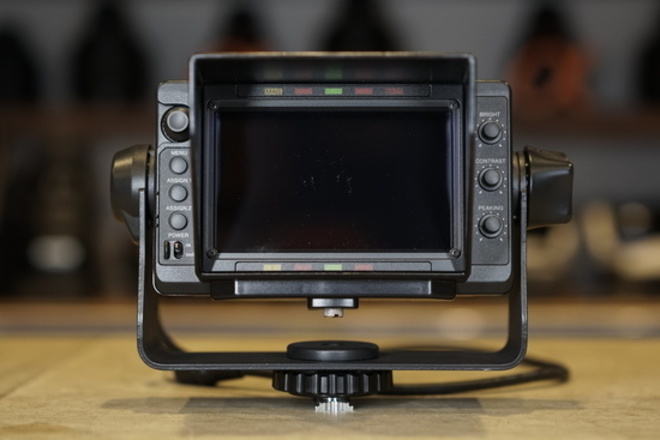 """Sony 5"""" LCD Color Viewfinder"""