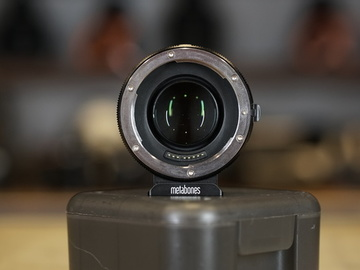 Rent: Metabones EF to E-Mount Adapter