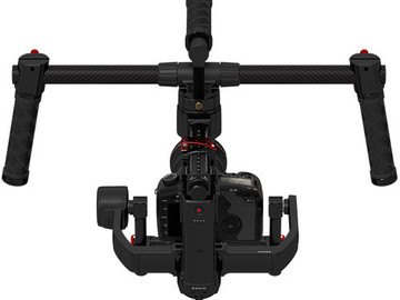 Rent: DJI Ronin-M w/ Canon 5DmkIV, Canon 24-70mm, and monitor