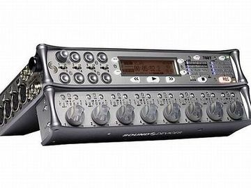 Rent: Sound Devices 788T-SSD Audio Recorder w/ CL-8 Mixing Control