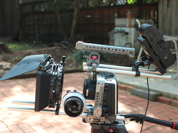Rent: BMCC 2.5k w/Follow Focus/Matte Box